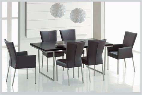 black and white dining set attractive decor with a modern dining room sets
