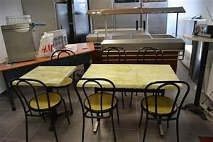 Mobilier Terrasse Restaurant Occasion : mobilier de salle et terrasse tables chaises etc en basse normandie occasion ou destockage ~ Teatrodelosmanantiales.com Idées de Décoration