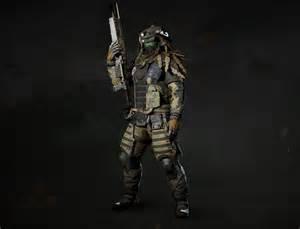 Warfare Call of Duty Infinite Phantom Rig