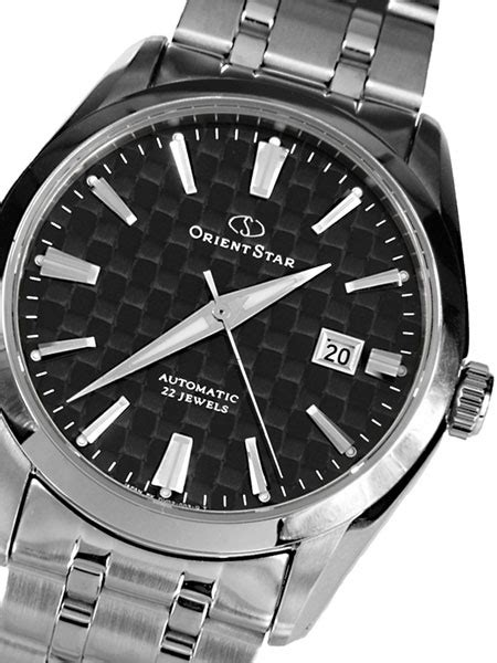 Orient Star Standard-Date Automatic with Sapphire Crystal