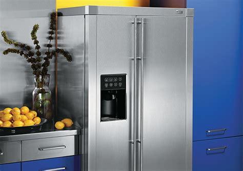 ge monogram refrigerator  cold  samsung side  side refrigerator