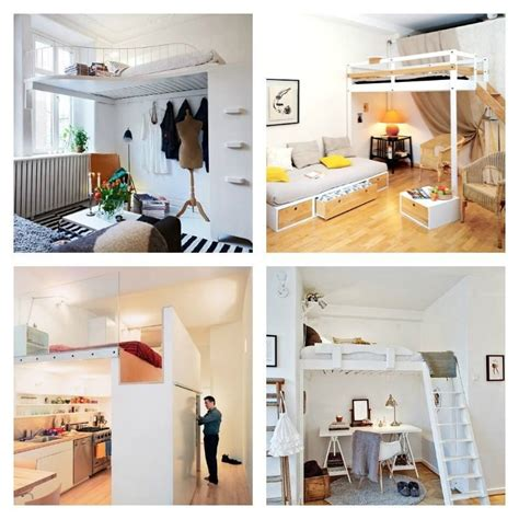 Hochbett Für Kleine Räume by Hochbett F 252 R Erwachsene Und Kleine R 228 Ume Hochbett