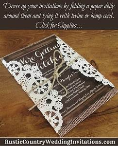 25 best ideas about country wedding dresses on pinterest With hemp paper wedding invitations