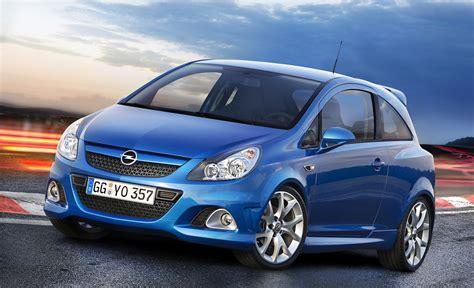 Opel Opc by Opel Corsa Opc Opel Insignia Opc Performance Models Set