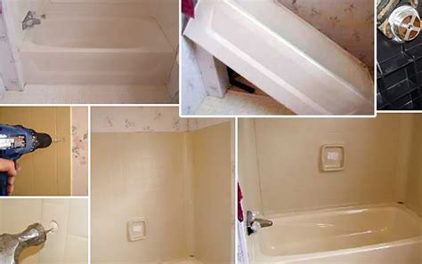 How Much To Replace A Tub by Replace Or Repair A Mobile Home Bathtub Page 2 Of 2