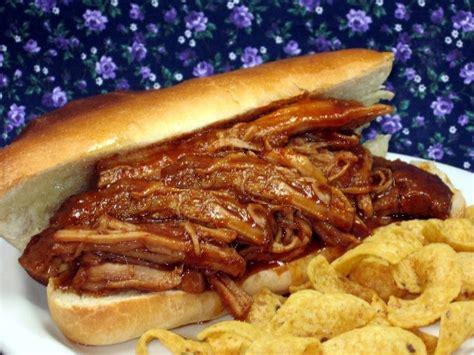 coleen s recipes crock pot bbq pork sandwiches
