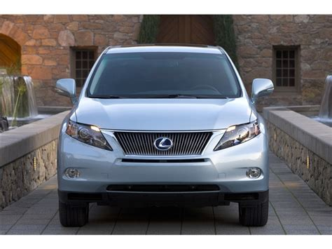 lexus hybrid 2012 2012 lexus rx hybrid prices reviews and pictures u s