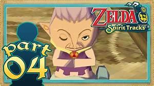 The Legend Of Zelda Spirit Tracks Part 4 Tower Of
