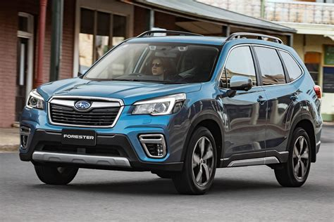 subaru forester  review australia subaru cars review