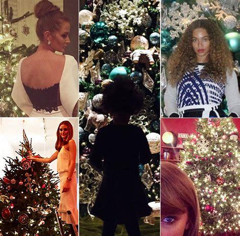 gallery celebrities show   christmas tree snaps