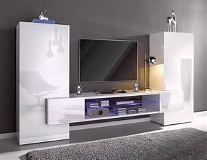 Tv Möbel Weiß : tv wand online kaufen tv schrank mediawand otto ~ Buech-reservation.com Haus und Dekorationen