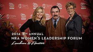 NRA Women | 9th Annual NRA Women's Leadership Forum ...