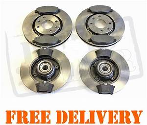 Peugeot Break 308 : peugeot 308 front rear brake discs pads kit 1 4 1 6 2 0 hdi wheel bearings ebay ~ Gottalentnigeria.com Avis de Voitures