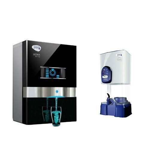 HUL Pureit Ultima RO UV and Pureit Classic Water Purifier