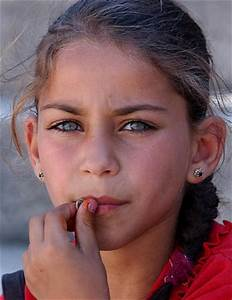 Thursday June 26, 04:57 PM A Palestinian girl eats