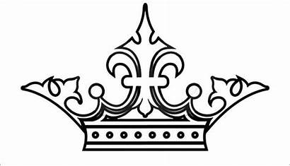 Crown Template Printable Templates Outline King Coloring