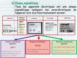 Calcul Consommation Electrique D Un Appareil : i puissance d un appareil lectrique ppt video online ~ Dailycaller-alerts.com Idées de Décoration