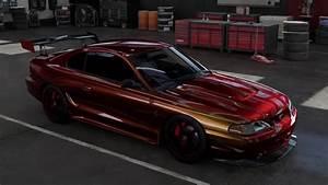 '95 Ford Mustang SVT Cobra - YouTube