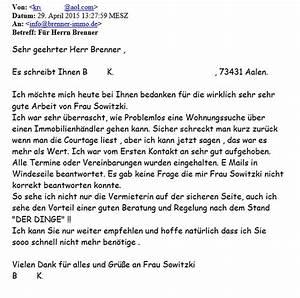 Wohnung Mieten In Aalen : brenner immobilien gmbh kundenstimmen referenzen ~ Eleganceandgraceweddings.com Haus und Dekorationen