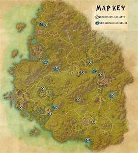 Elder Scrolls Online Skyshard Guide - All Maps, One Page