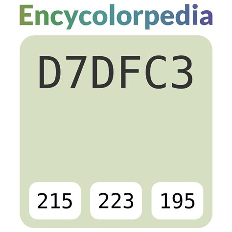 This color's complement is #00d7ff, which is the opposite on the color wheel. Ferrari Bianco Polo Park / 20W152 / #d7dfc3 Hex Color Code ...