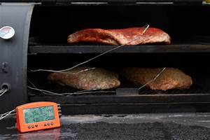 How To Smoke A Brisket Flat  Tailgating Temps