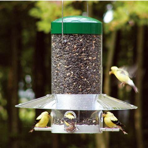 birds choice classic hanging  bird feeder