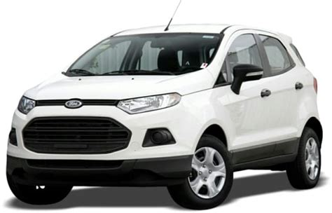 ford ecosport towing capacity carsguide