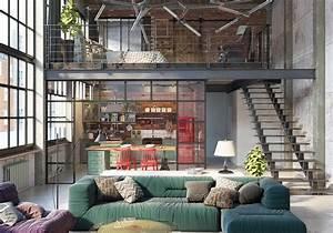 Loft  Casa Integrada  U00e9 Coisa Para Brasileiro