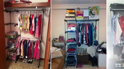 Closet Doubler by Review Whitmor 6779 3044 Rod Closet