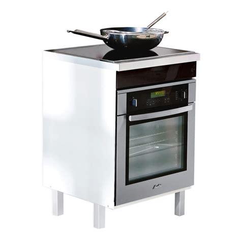meuble cuisine encastrable pas cher meuble encastrable four fashion designs
