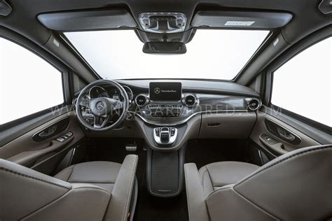 The comfort seat indulges the rear passenger with exceptional comfort. Mercedes-Benz V-Class is Bulletproof - Cars.co.za