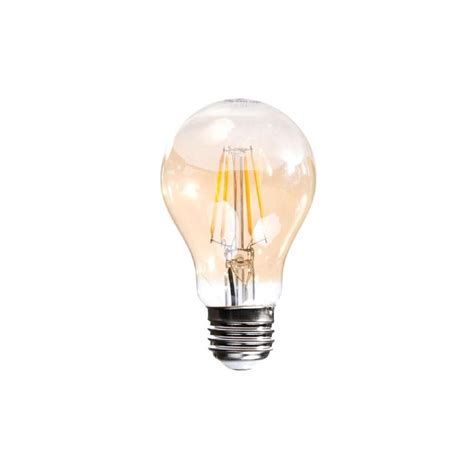 40w equivalent soft white vintage filament a19 dimmable