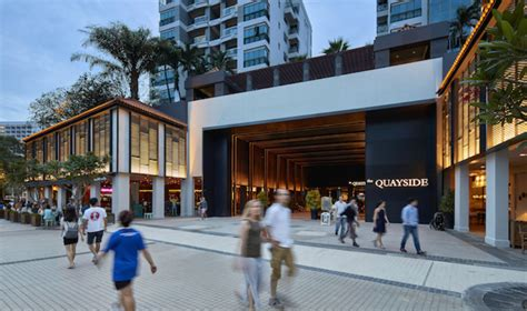 Boat Club Quayside by Welcome To Quayside Singapore Robertson Quay S New