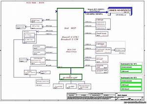 Schematics For Lenovo Ideapad G40  G50