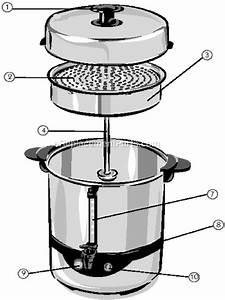 Mr  Coffee Cbtu45 Parts List And Diagram