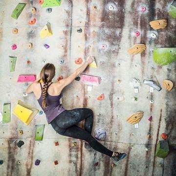 The Beginner Guide Rock Climbing Total Body