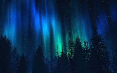 Northern Lights Background Northern Lights Wallpapers Wallpaper Cave