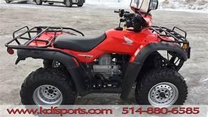 Honda Rancher 350 - Trx 350 Es 2004