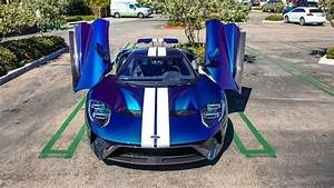 2019 Mystichrome Ford GT with Heffner Exhaust! $100,000 Paint Job - YouTube