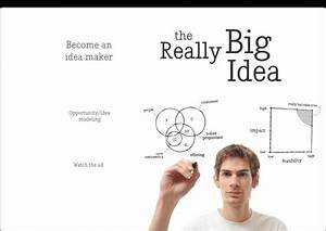 The Really Big Idea  U2013 Alex Bruton U2019s Website And Blog  U2013 The