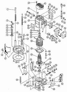 Ryobi Router Parts