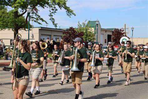 clare public schools bands home