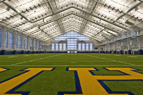 arms race   top indoor practice facilities