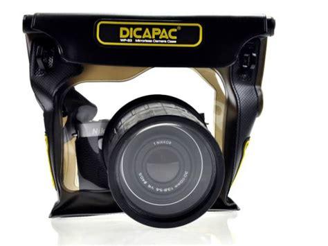 housse appareil photo hybride housse dicapac wp s3 pour appareil photo hybride en stock au meilleur prix