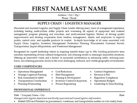 Supply Chain Manager Resume by Click Here To This Supply Chain Manager Resume