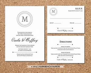 editable wedding invitation rsvp card and insert card With wedding invitation inserts examples