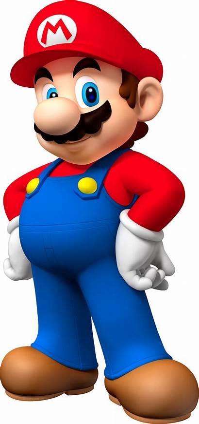 Mario Super Bros Smash Nintendo Roster Clipart