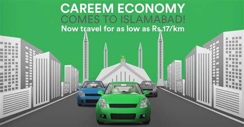 Careem Launches Economy Fleet In Islamabad