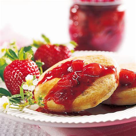 cuisine recettes pratiques confiture de fraises recettes cuisine et nutrition